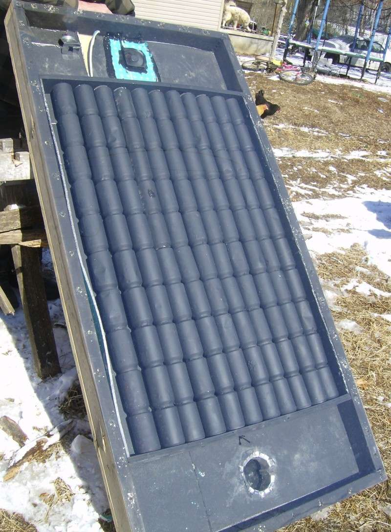 Soda Can Solar Heater Technologies And Ideas To Change