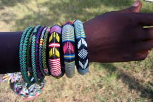 recycled plastic bracelets