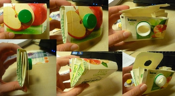 Juice Box Wallet