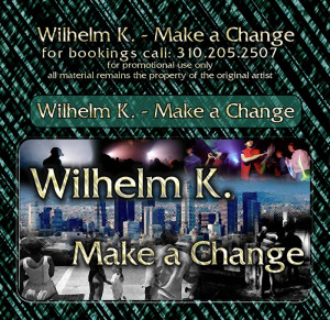 Make A Change Flyer