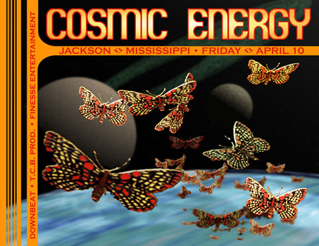 cosmic front